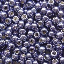 Toho 8/0 Seed Beads Permanent Finish Galvanised Polaris PF567 - 10 grams